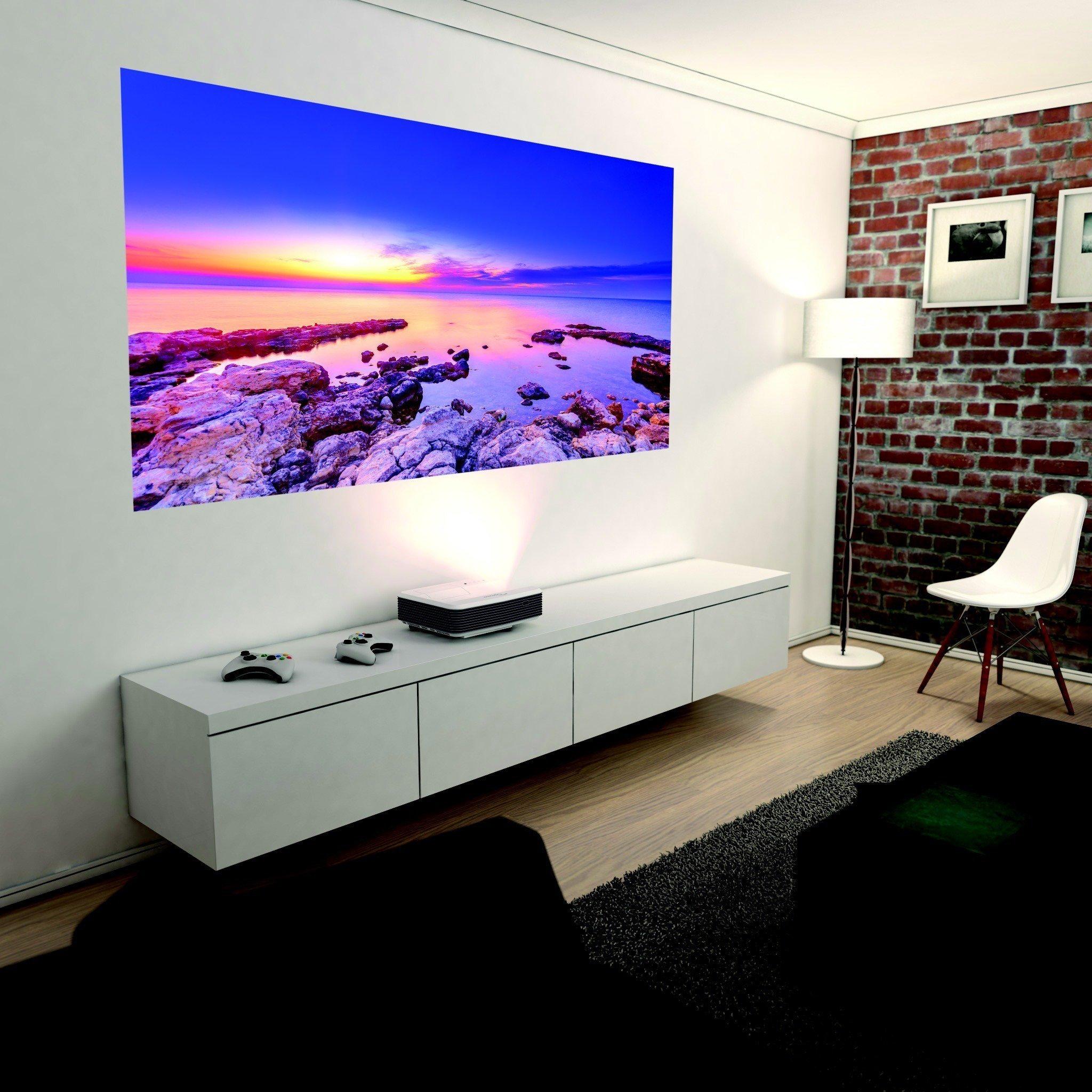 всего картинка с телевизора на проектор вам предложат выбрать