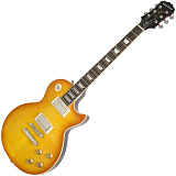 Электрогитара Epiphone Les Paul Standard Plus Top Pro Ltd Dirty Lemon